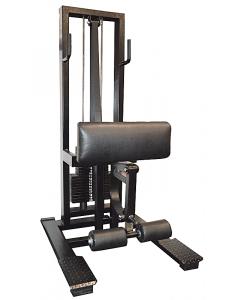 HC PRO Hamstring´i plokkmasin / Reie tagakülje trenažöör, HC PRO TOOTED, HC PRO plokksüsteemiga varustus