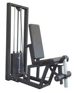 HC PRO Reite sirutus 100-150kg, HC PRO TOOTED, HC PRO plokksüsteemiga varustus