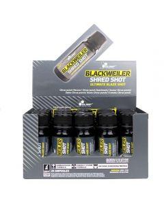 OLIMP BLACKWEILER SHRED SHOT 60ML X 20, TOIDULISANDID, Uued tooted, SOODUSTUSED, Trenniboosterid ja ergutid, Hulgimüük