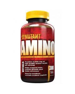 Mutant Amino, aminohapete kompleks 300 kps, TOIDULISANDID, Aminohapped